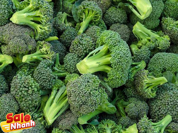 bông cải xanh với sức khỏe