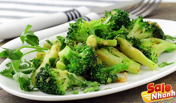 Lợi ích của bông cải xanh
