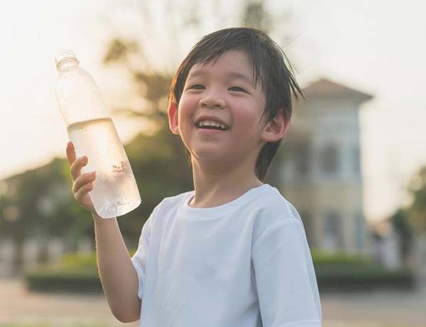tác dụng của uống đủ nước