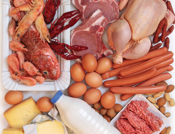 Thực phẩm hạn chế cho người bệnh gout