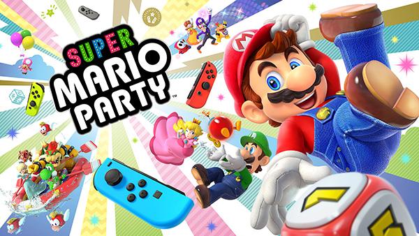 Trò chơi Super Mario Party