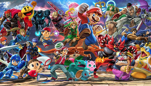 Trò chơi Super Smash Bros Ultimate