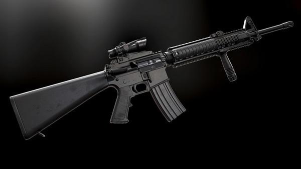 M16A4 PUBG Mobile