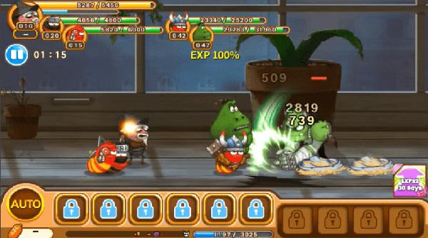 game-vui-Larva-Heroes