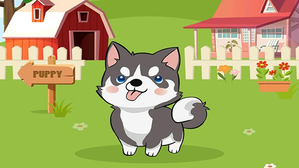 game-vui-Puppy-Town
