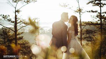 Top 10 địa chỉ chụp hình cưới uy tín tại Đà Lạt