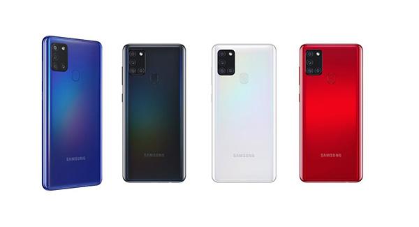 Đánh giá Điện thoại Samsung Galaxy A21S