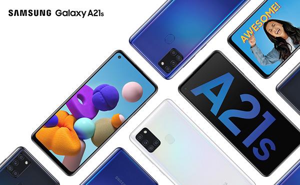 Điện thoại Giới thiệu điện thoại Samsung Galaxy A21S
