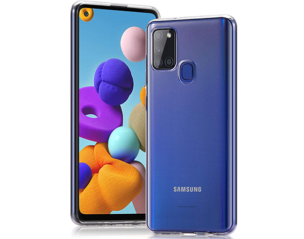 Giới thiệu điện thoại Samsung Galaxy A21S