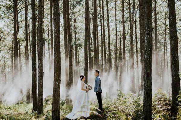 Nấm wedding studio
