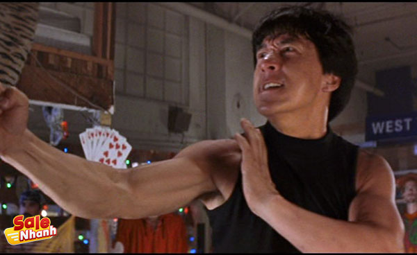 Rumble in Bronx Thành Long