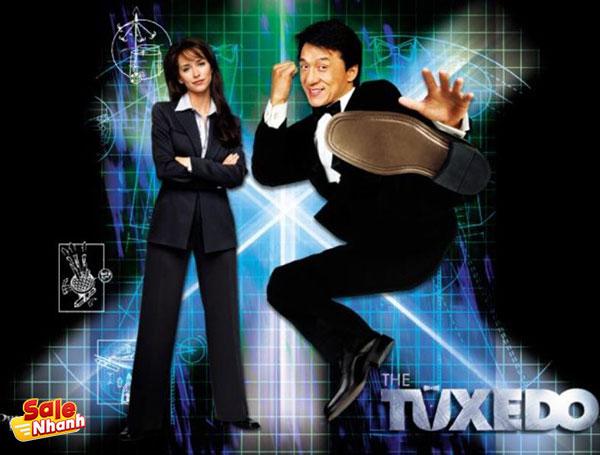 Vest Tuxedo Thành long