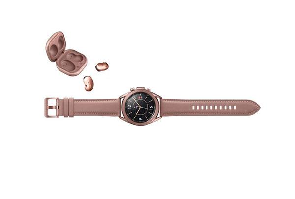 Giới thiệu samsung galaxy watch 3