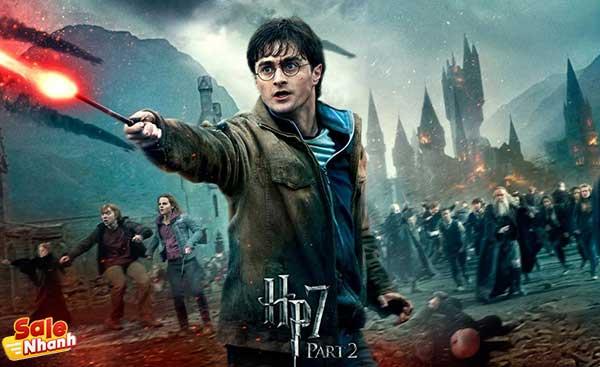 Harry portter và bảo bối thần kỳ