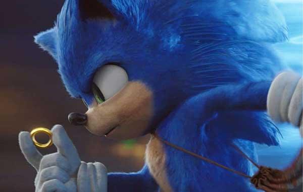 Nhím Sonic trong phim
