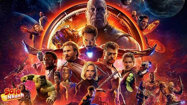 Phim Avengers Infinity War