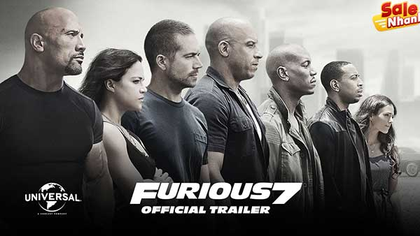 Review fast and furious 7
