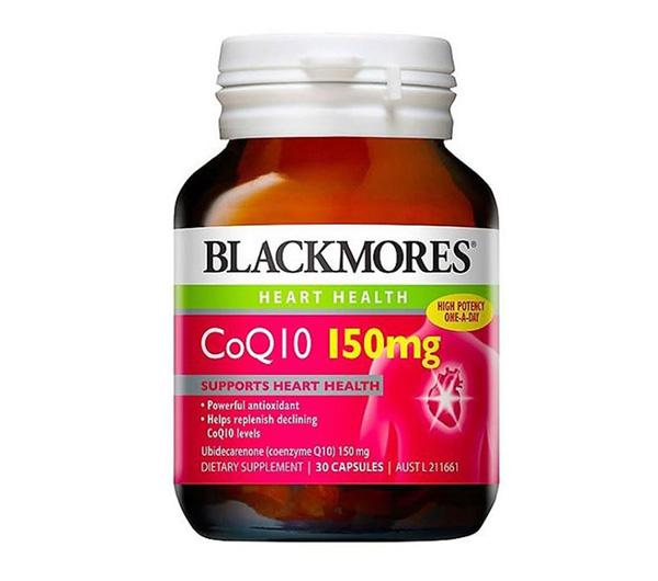 Blackmores-Coenzyme-Q10