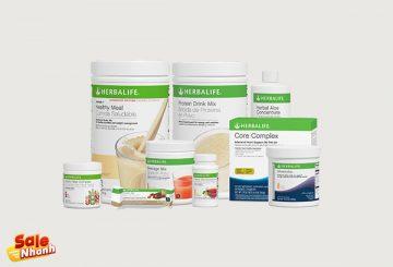 Top 10 sản phẩm Herbalife bán chạy nhất