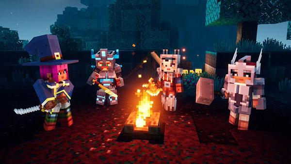 Minecraft-Dungeon