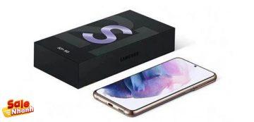 [Review] Đánh giá điện thoại Samsung Galaxy S21