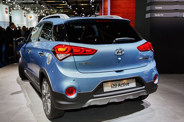 Đánh giá Tìm hiều Hyundai i20 2021