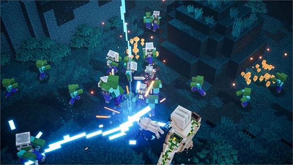 Giới thiệu Minecraft Dungeon