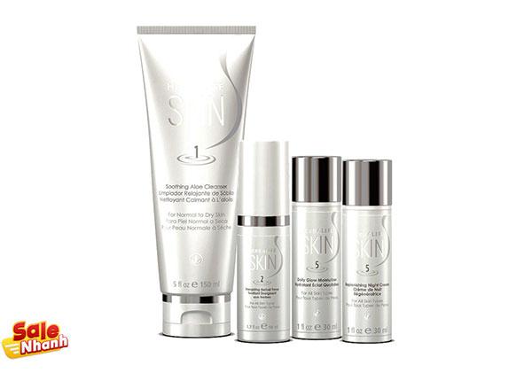 review Herbalife Skin salenhanh