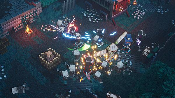 Review Đánh giá Minecraft Dungeon