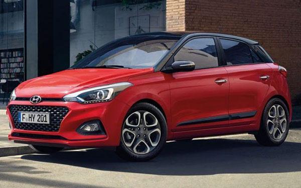 review xe Hyundai i20 2021