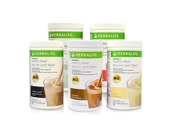 Sản phẩm Herbalife Shake Mix
