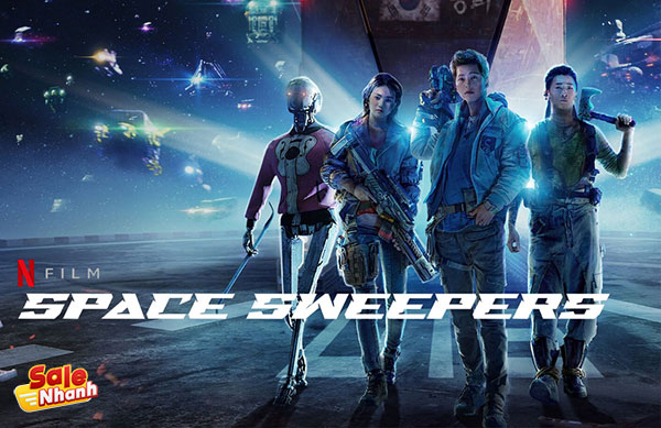 Space Sweepers Salenhanh