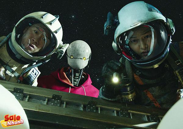 Đánh giá phim Space Sweepers Salenhanh