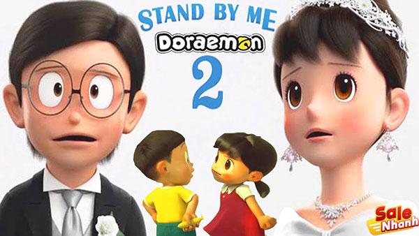Giới thiệu Stand By Me Doraemon 2 salenhanh