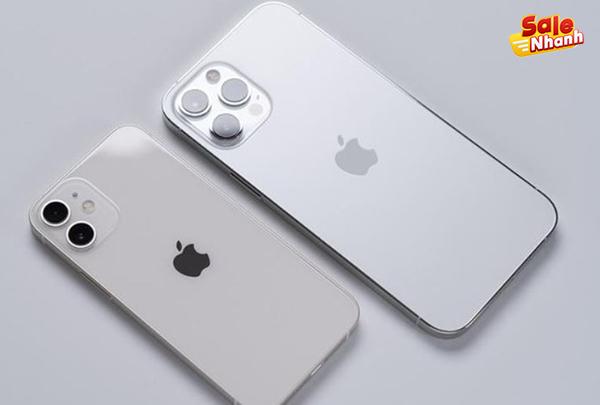 Giới thiệu Iphone 12 Salenhanh