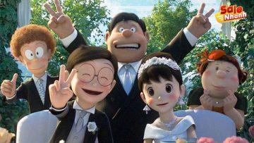 [Review] Đánh giá phim Stand by Me Doraemon 2