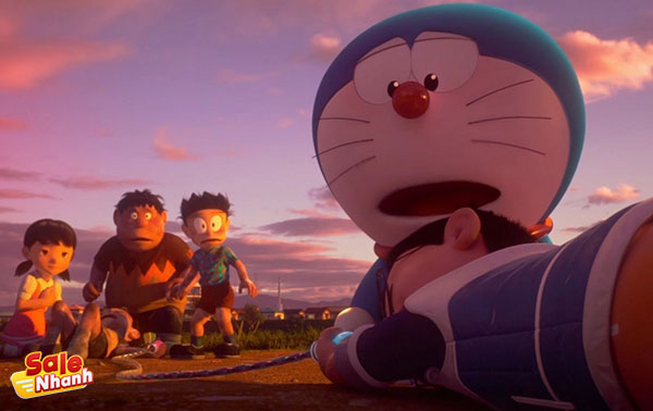 Review Stand By Me Doraemon 2