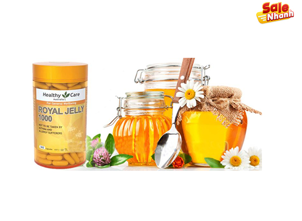 Royal Jelly Salehanh