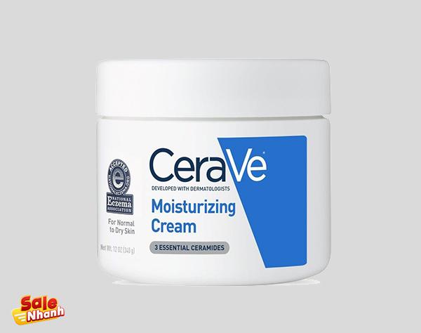 Sản phẩm cerave moisturizing cream salenhanh