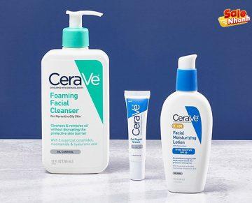 [Review] Đánh giá sản phẩm chăm sóc da CeraVe