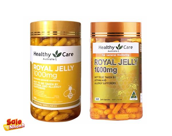 Sản phẩm salenhanh healthy care royal jelly