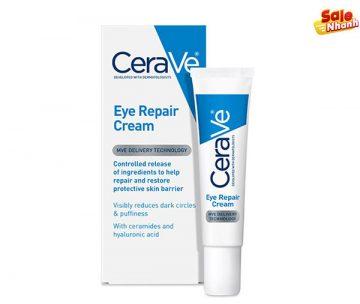 [Review] Đánh giá kem dưỡng mắt CeraVe Eye Repair Cream