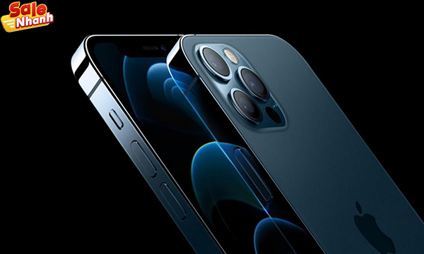 Thiết kế Iphone 12 Salenhanh