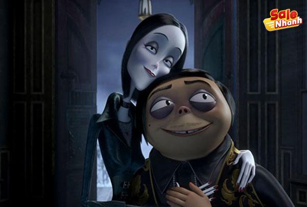 Trailer phim gia đình Addams