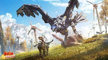[Review] Đánh giá game Horizon Zero Dawn bản PC