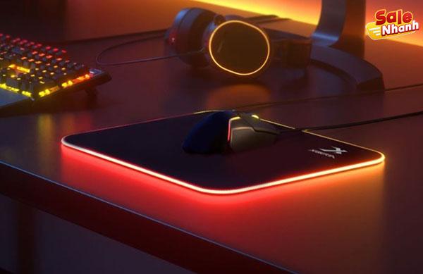 Bàn di chuột Xiberia Gaming Arsenic RGB