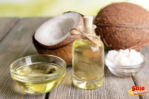 Cách chăm sóc tóc bằng dầu dừa