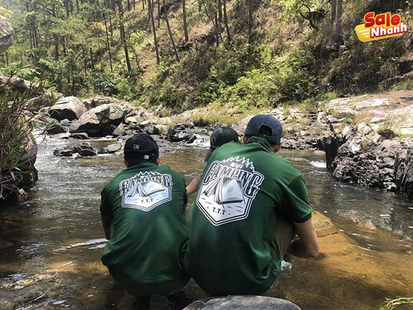 Cắm trại rừng Đà Lạt