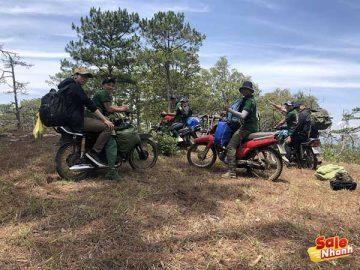 [Review] Du lịch cắm trại rừng Đà Lạt: Sông Lạnh