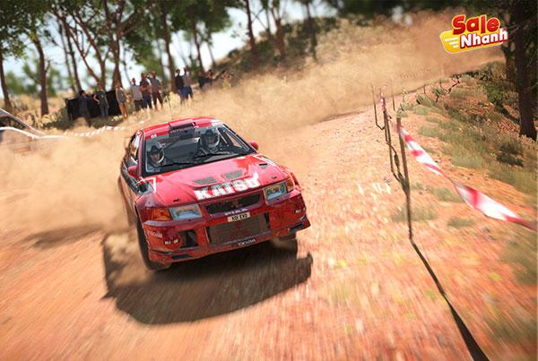 Game đua xe Dirt 4